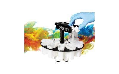 Tiziano — ультра компактный автоматический специализированный стейнер