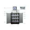Donatello серії 2 – автоматичний тканинний процесор